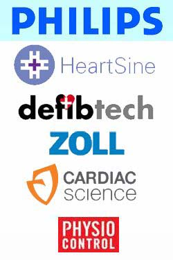 all best brands of aeds