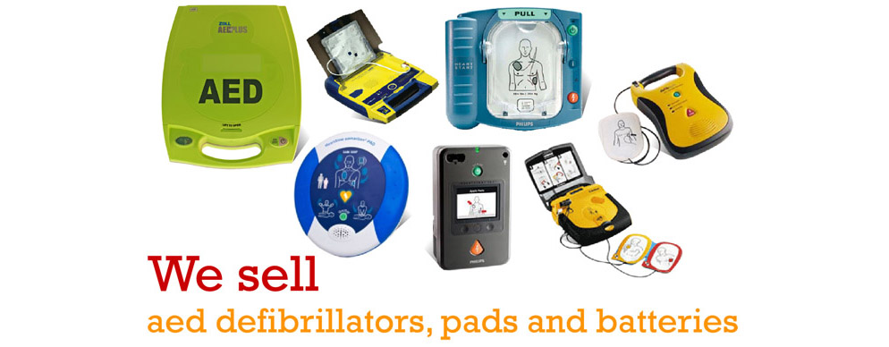 best aeds pads and batteries